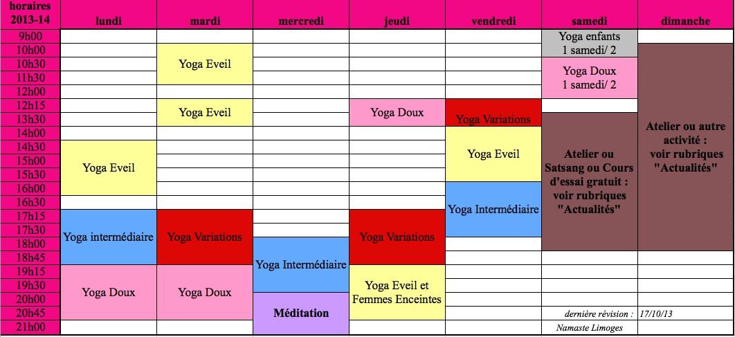 Séances de yoga :la Zen attitude! - Namaste Limoges | Groupon